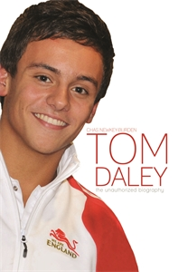 Tom Daley by Chas Newkey-Burden