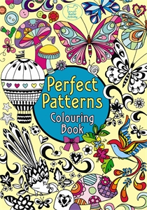 Perfect Patterns Colouring Book by