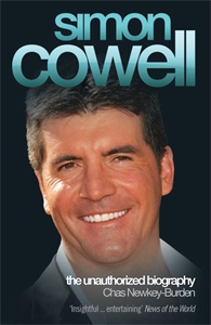 Simon Cowell by Chas Newkey-Burden