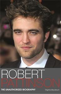 Robert Pattinson by Virginia Blackburn