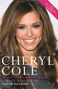 Cheryl Cole by Gerard Sanderson