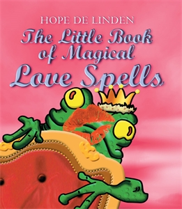 Little Book Magical Love Spells by Hope de Lindern