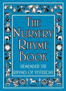The Nursery Rhyme Book by Helen Cumberbatch