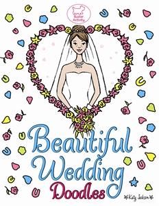 Beautiful Wedding Doodles by Katy Jackson