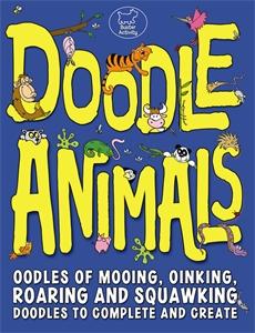 Doodle Animals by Emma Parish