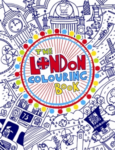 The London Colouring Book by Julian Mosedale
