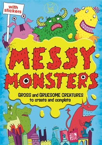 Messy Monsters by