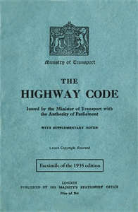 The Highway Code by Various