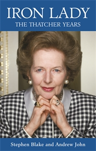 Iron Lady by Stephen Blake and Andrew John