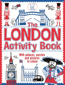 The London Activity Book by Ellen Bailey