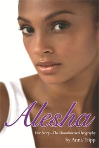 Alesha Dixon by Anna Tripp