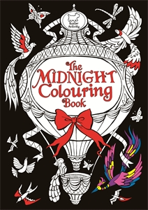 The Midnight Colouring Book by