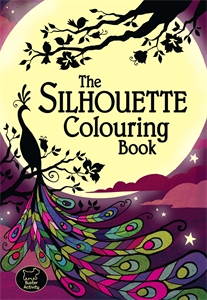 The Silhouette Colouring Book by