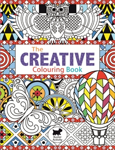 The Creative Colouring Book by