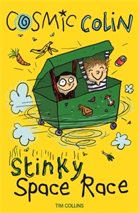 Stinky Space Race by Tim Collins