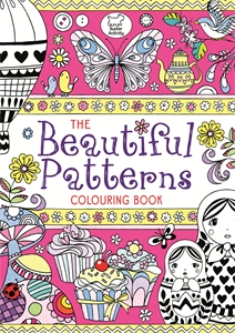 The Beautiful Patterns Colouring Book by Beth Gunnell and Hannah Davies