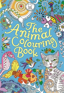 The Animal Colouring Book by Beth Gunnell and Hannah Davies