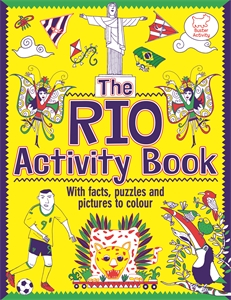 The Rio Activity Book by Lottie Stride