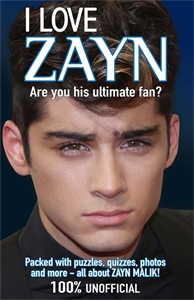 I Love Zayn by Lauren Taylor