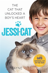 Jessi-cat by Jayne Dillon