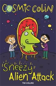 Sneezy Alien Attack by Tim Collins
