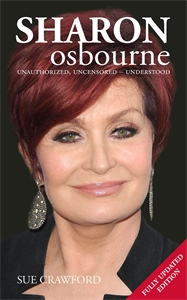 Sharon Osbourne by Sue Crawford