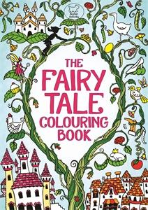 The Fairy Tale Colouring Book by Rachel Cloyne