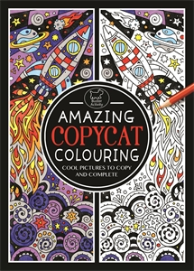 Amazing Copycat Colouring by Emily Golden Twomey