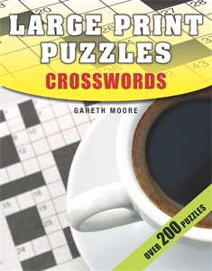 Large Print Puzzles by Gareth Moore
