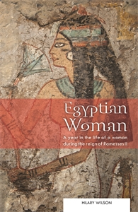 Egyptian Woman by Hilary Wilson