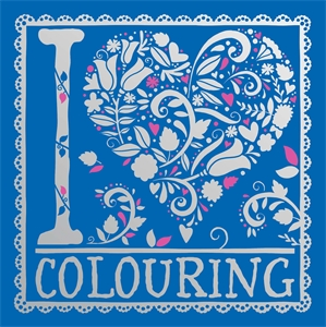 I Heart Colouring by Felicity French