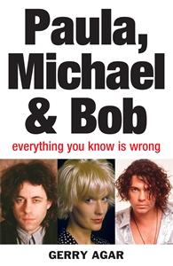 Paula, Michael and Bob by Gerry Agar