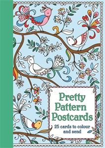 Pretty Pattern Postcards by Beth Gunnell