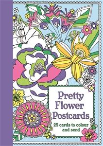 Pretty Flower Postcards by Beth Gunnell