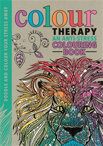 Colour Therapy by Cindy Wilde, Laura-Kate Chapman, Richard Merritt