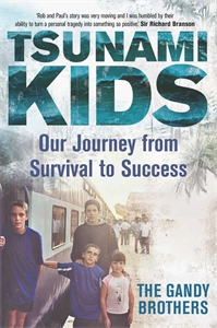 Tsunami Kids by Rob and Paul Forkan