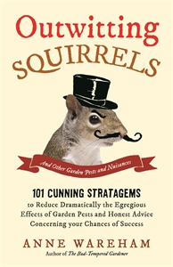 Outwitting Squirrels by Anne Wareham