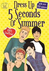 Dress Up 5 Seconds of Summer by Georgie Fearns