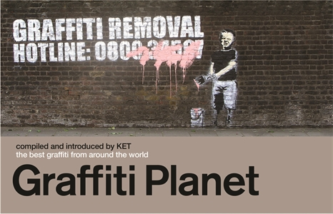 Graffiti Planet by KET