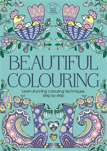 Beautiful Colouring by Felicity French
