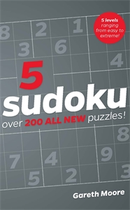 Sudoku 5 by Gareth Moore
