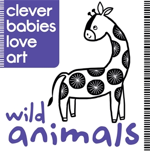 Clever Babies Love Art by Lauren Farnsworth
