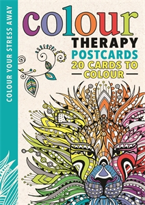 Colour Therapy Postcards by