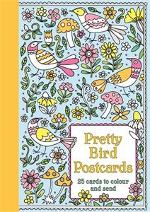 Pretty Bird Postcards by