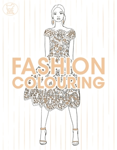 Fashion Colouring by Montana Forbes, Jo Fernihough