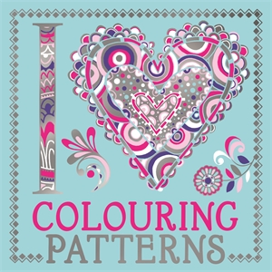 I Heart Colouring Patterns by