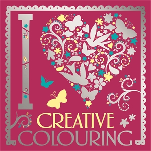 I Heart Creative Colouring by