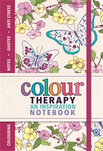 Colour Therapy Notebook by Sam Loman