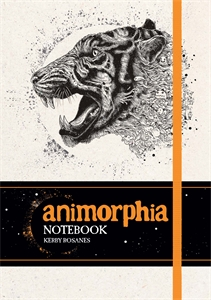 Animorphia Notebook by Kerby Rosanes