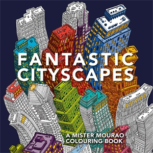 Fantastic Cityscapes by Mister Mourao